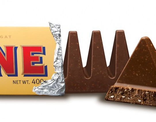 Are you telling Toblerone Tales?