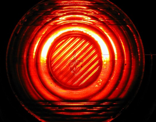 Stop when the signal says Red. And have a think.