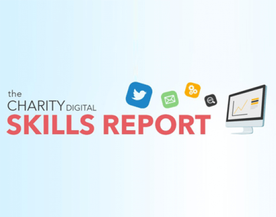 Digital skills for charities