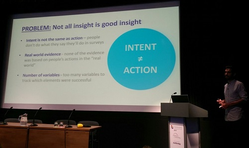 IoF: Digital Fundraising - Not all good insight is good insight