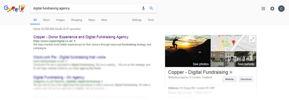 SEO Rank - Copper